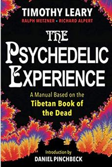 libro experiencia psicodélica